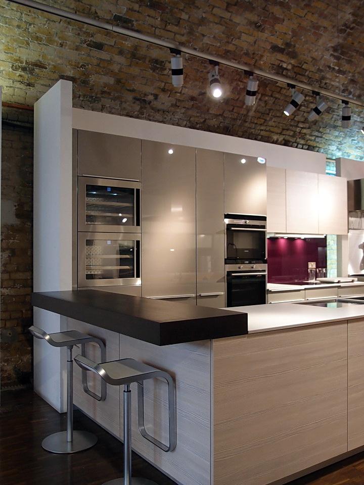 Poggenpohl Kitchen Showroom  The Kitchen Designer