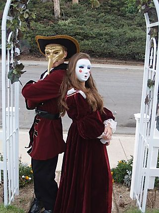 Phantom lucy and Jon