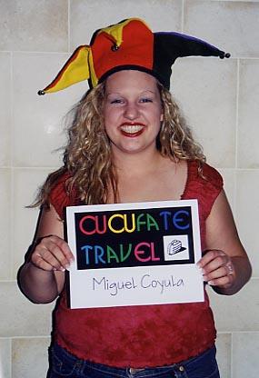 Cucufate travel