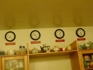 Clocks 4