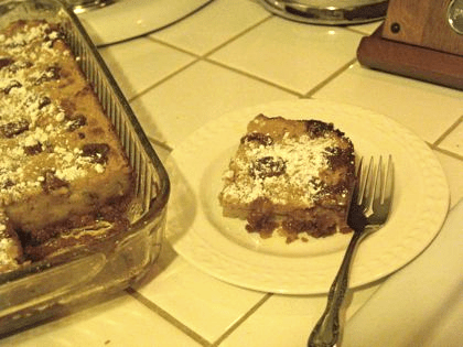 NMTF Bread Pudding