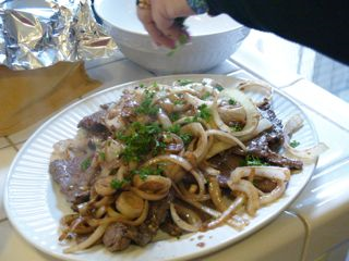 Bistec de palomilla
