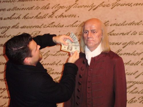 Adam & Ben Franklin