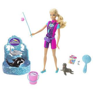 Barbie shamu
