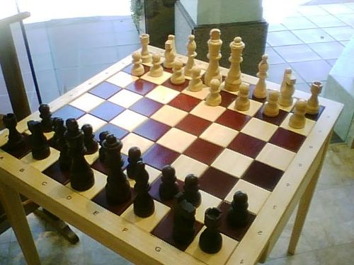 My chess set