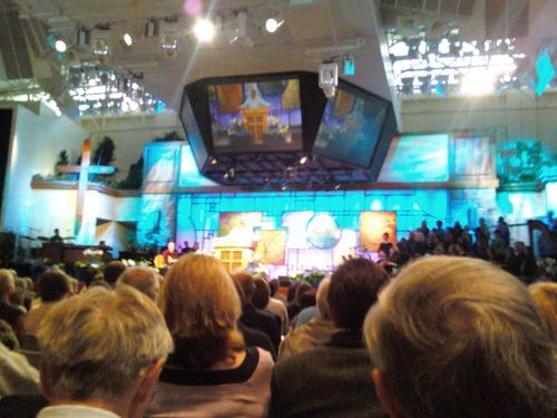Easter @ saddleback