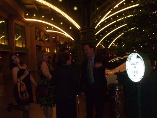Vegas valet