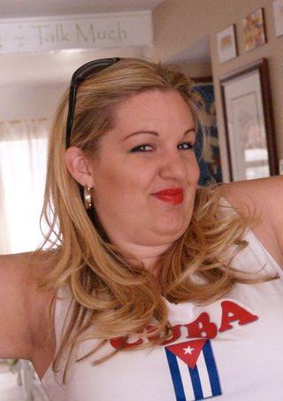 Amy cuba shirt
