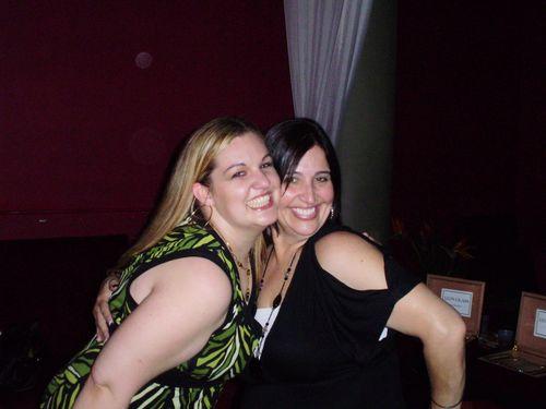 Amy and adriana