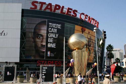 Lakers stapl