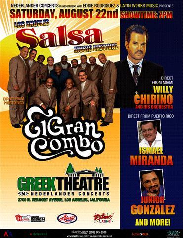 LA Salsa Festival 2009