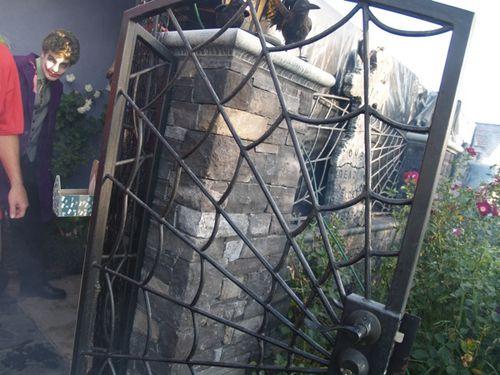 Web gates