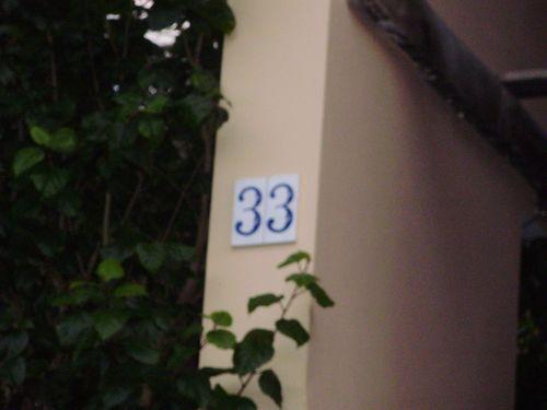Number 33