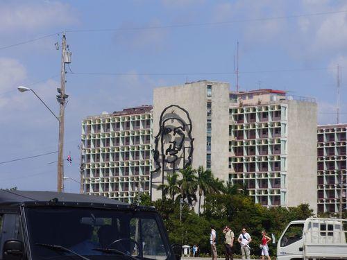 Che building