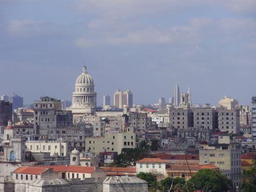 El Capitolio and Havana
