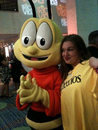 Amy&thebee