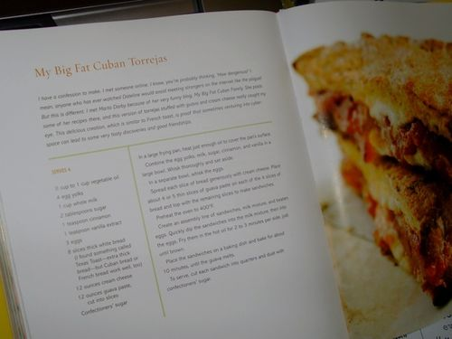 Torrejas recipe