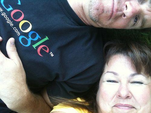 Google Man & me