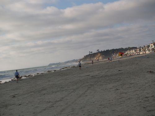 Beach at Del Mar