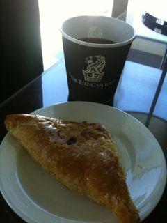 Cafe y pastelito