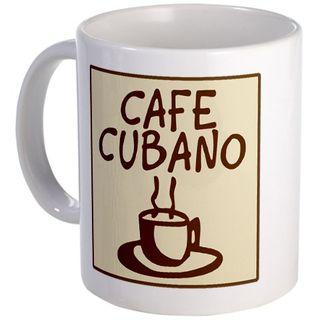 Cafe cubano mug