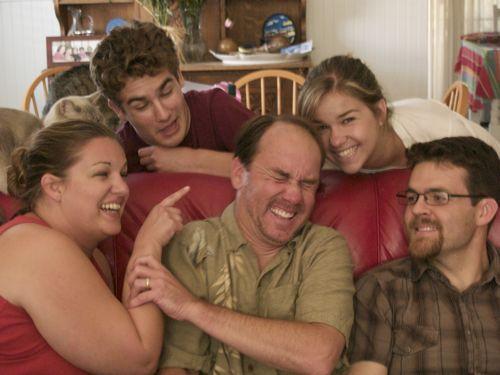 Dad & kids