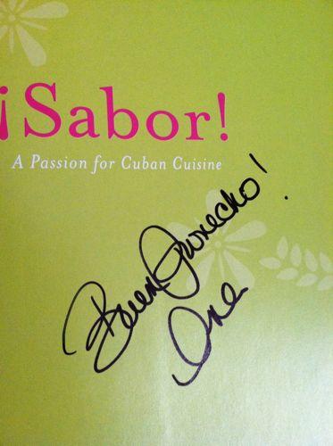 Ana autograph