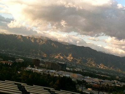 Beautiful LA day