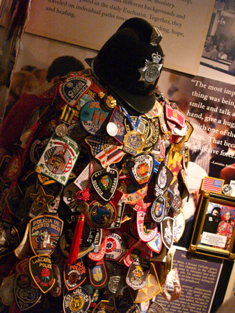 Badges from St