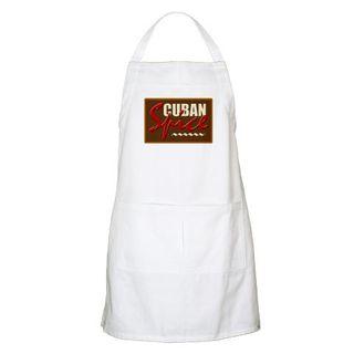 Cuban spice apron
