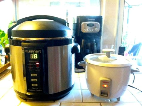 Pressure & rice cookers