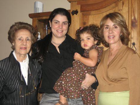 Thanksgiving 2006 abuela mig aba midge mami mimi