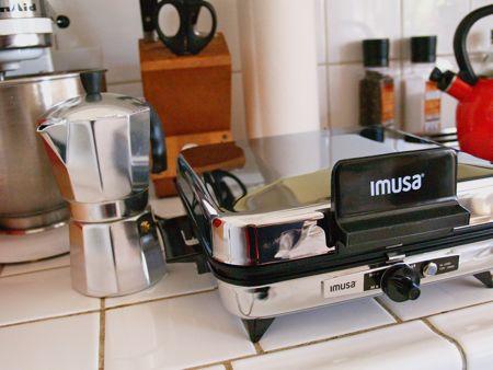 IMUSA sandwich maker
