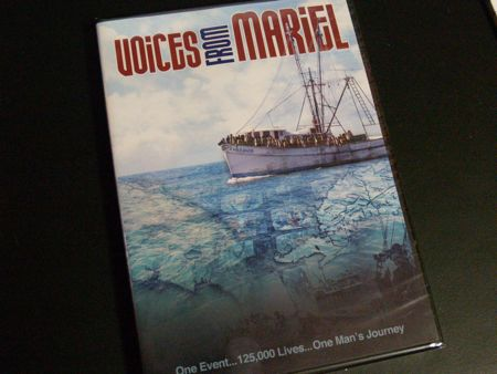 Voices from Mariel dvd