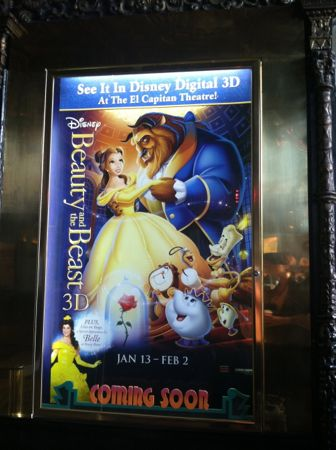 Disney's Beauty and the Beast 3D