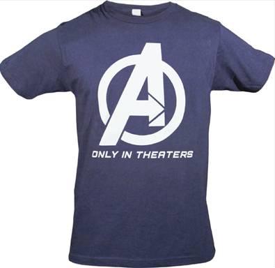 Avengers tshirt