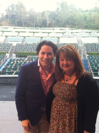 Gustavo Dudamel & Marta