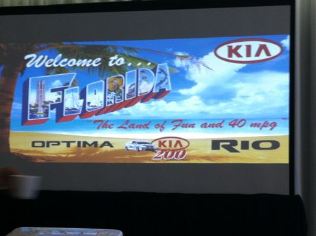 KIA fun & forty