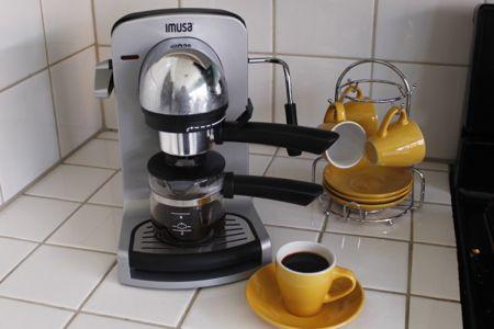 IMUSA electric espresso