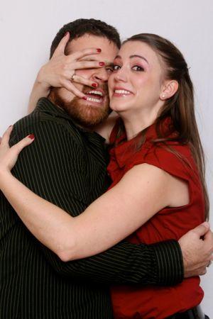 Adam & stephanie