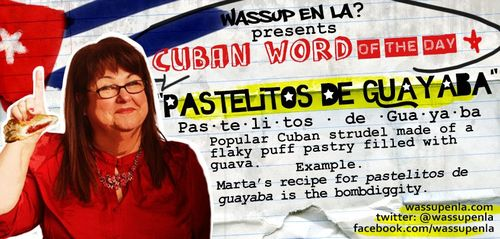 Cuban word of the day