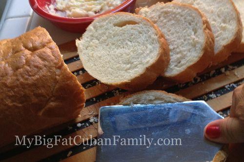 Cuban bruschetta smash the bread copy