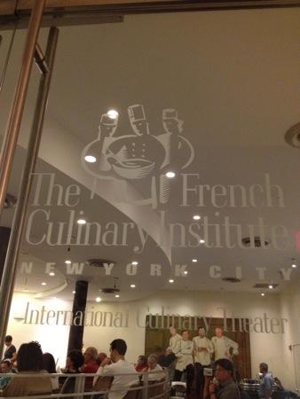 International culinary theater