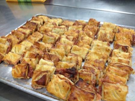 Martas pastelitos de guayaba