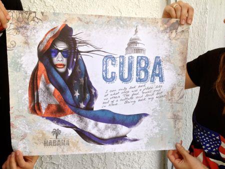 Habana Brand Poster