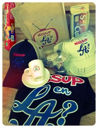 Wassup en LA goodies
