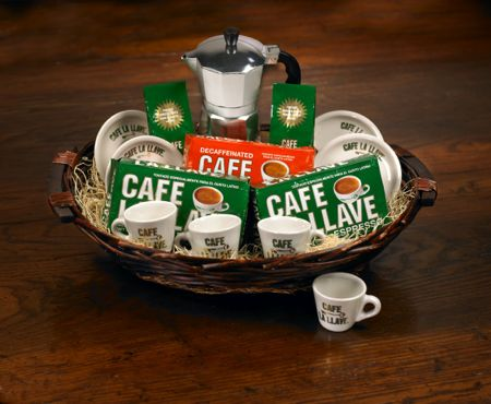 Gavina La Llave coffee basket