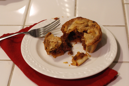 Picadillo Pie