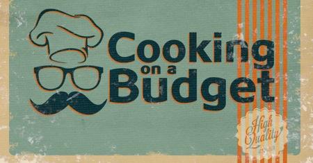 Cooking on a Budget Carlos de la Vega