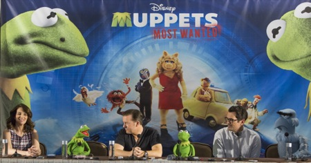 MUPPETS MOST WANTED Tina Fey_Ricky Gervais_Ty Burrell